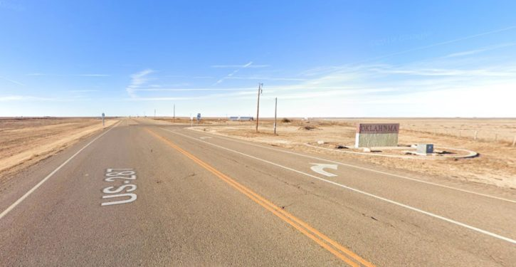 Oklahoma names stretch of U.S. highway for former President Donald Trump
