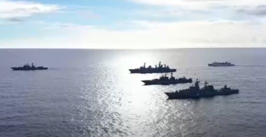 Russian Pacific Fleet breaks out: First exercise in Central Pacific by J.E. Dyer