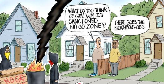 Cartoon of the Day: Street smarts by A. F. Branco