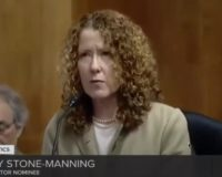 Biden BLM nominee involved in eco-terrorism case, received immunity for testimony