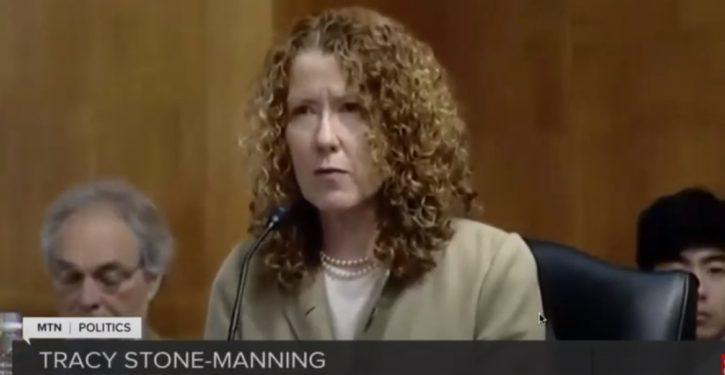 Report: Biden BLM nominee's delayed cooperation set back eco-terrorism probe; top senator wants her withdrawn