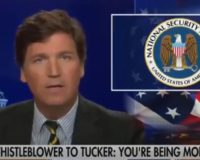Latest on monitoring Tucker Carlson: Enough to get everybody riled up
