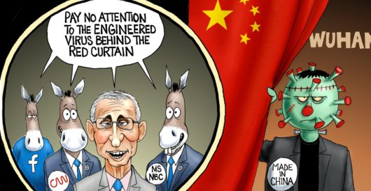 Cartoon of the Day: Wizards of billowing bovine fodder by A. F. Branco