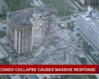 BREAKING: Part of Miami-area condo collapses; at least 1 person dead