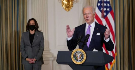 The value of Biden's 'word as a Biden' about to be put to the supreme test by LU Staff