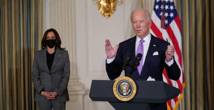 It's dawning on the Democrats: Biden-Harris will drag them down