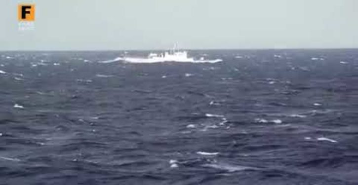 Iran's Atlantic naval adventure is back on the radar, with the warships heading for St. Petersburg in the Baltic Sea