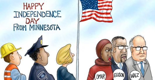 Cartoon of the Day: Wrong direction by A. F. Branco