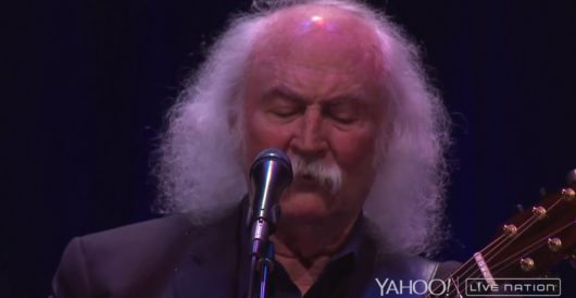 Singer David Crosby: 'Rupert Murdoch should be taken out and shot' by LU Staff