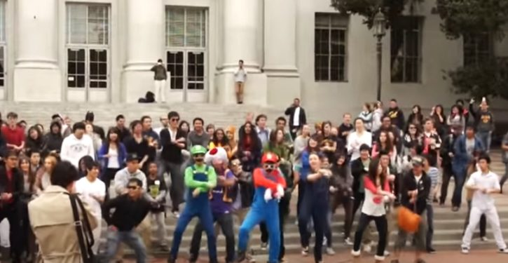 AP dances Gangnam style in non-responsive 'fact check' of text message monitoring claim