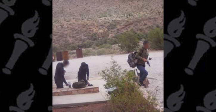 Texas: Illegal migrants burglarize home near border, steal guns and ammunition