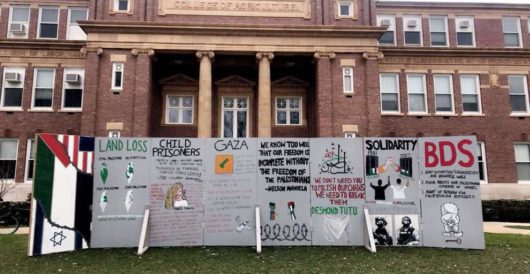 Anti-Semitism now has 'academic mandate' by LU Staff