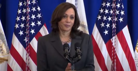 Kamala Harris: Getting vaccinated is 'the very essence' of the Bible saying 'love thy neighbor' by J.E. Dyer