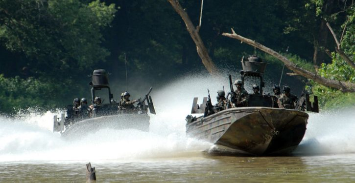 First woman qualifies for Navy Special Warfare boat crew