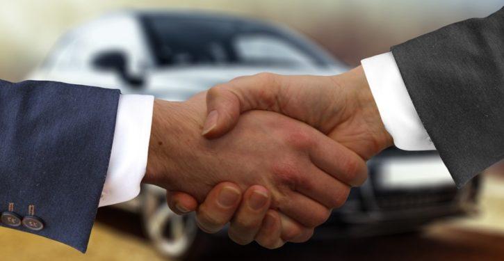 SUV left at dealership for first oil change totaled; dealership denies responsibility