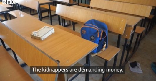 Nigeria school kidnappers abduct man delivering ransom by LU Staff