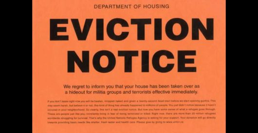 'The court's hands are tied': Federal judge upholds new eviction moratorium by Daily Caller News Foundation