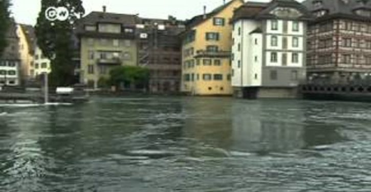 Officials in Germany blame climate change for flood that has killed 120