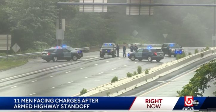 Armed standoff on I-95 was with black separatist militia