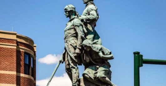 Charlottesville removes statue of Lewis and Clark: the historical detail they may have overlooked by Ben Bowles