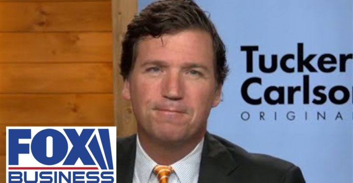 Activist who berated Tucker Carlson in Montana shop worked for CIA-linked NGO