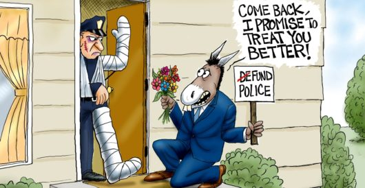 Cartoon of the Day: Change of heart by A. F. Branco