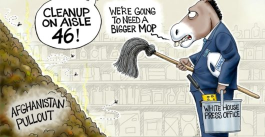Cartoon of the Day: Dirty jobs by A. F. Branco