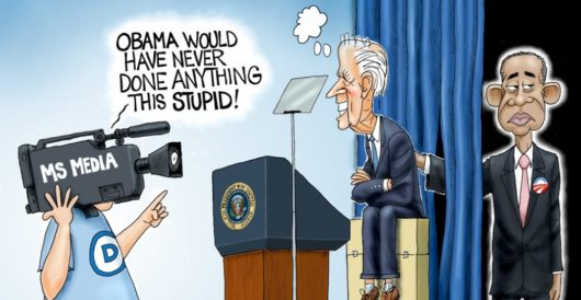 Cartoon of the Day: Wizard of Odd by A. F. Branco