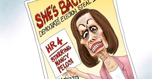 'Swamp Thing' Returns by A. F. Branco