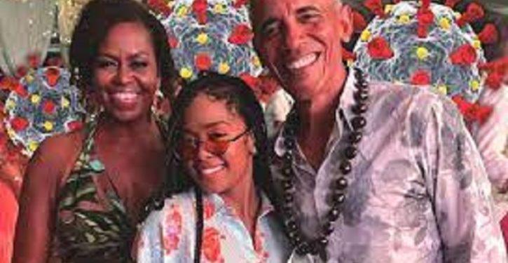Confirmed: Obama's Martha's Vineyard birthday bash a super spreader event