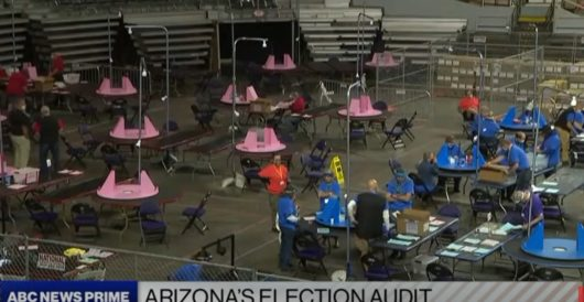 Here's what the Maricopa County election audit actually says by LU Staff