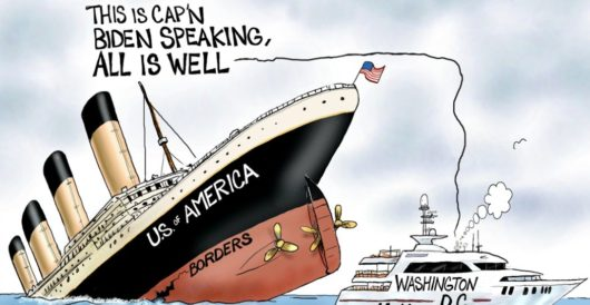 Cartoon of the Day: Ship of State by A. F. Branco