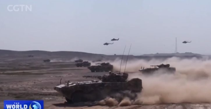 Russia, China holding joint mil exercise; Western and Chinese media characterize it differently