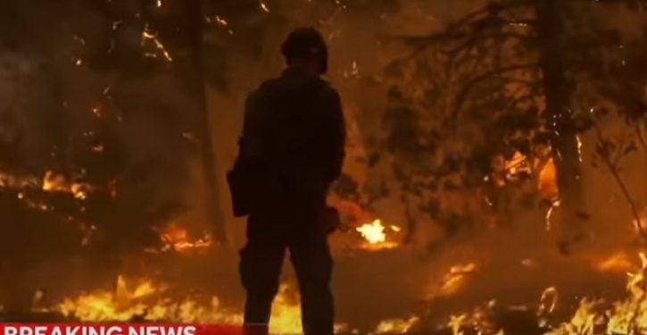 Calif. prof. who said Trump was full of 'hatred and anger' is accused of arson