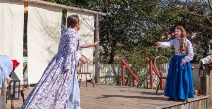 Summer of Ugh: Colonial Williamsburg to reenact 'LGBT history in the 13 Colonies'