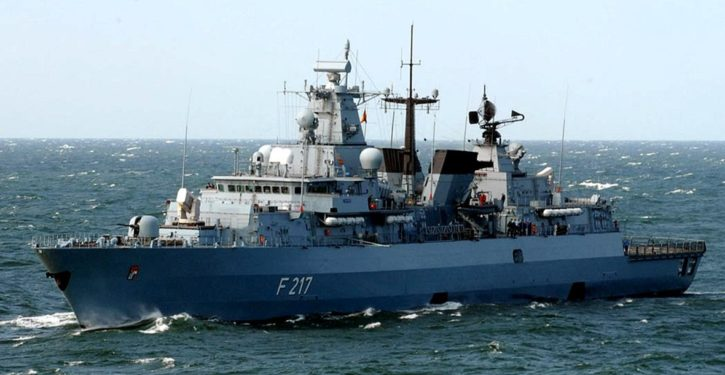 Germany joins 'freedom of navigation' push with a warship in the South China Sea
