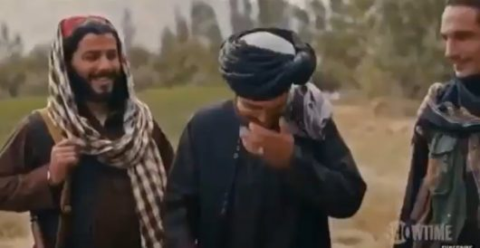 Flashback: Taliban laughs when asked if they would support democratically elected women by Daily Caller News Foundation