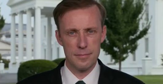 Jake Sullivan says Biden 'will stop at nothing' to avenge deaths of troops. Just one problem by Howard Portnoy