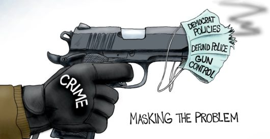 Cartoon of the Day: Masking the problem by A. F. Branco
