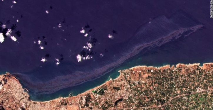Syrian oil spill floods Eastern Mediterranean; could reach Cyprus by Wednesday
