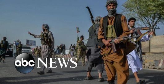 Quote of the Day: 'Biden defies expectations again, delivers results in Afghanistan' by Ben Bowles