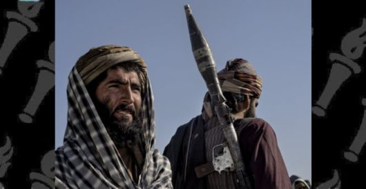 Biden admin scrubbed reports dealing with weapons lost to Taliban by Ben Bowles