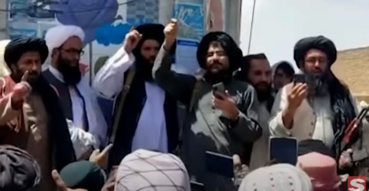 Taliban replaces Women's Affairs Ministry with … well, you know
