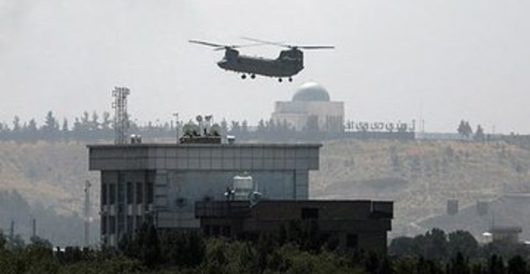 As Taliban enter Kabul, evacuation of U.S. embassy is underway — with helicopters over compound; UPDATE: Taliban report premature? by J.E. Dyer