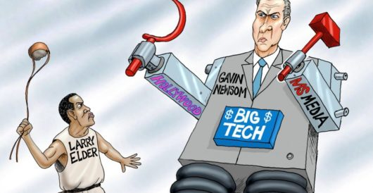 Cartoon of the Day: The harder they fall by A. F. Branco