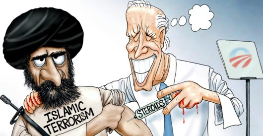 Cartoon of the Day: Booster shot by A. F. Branco