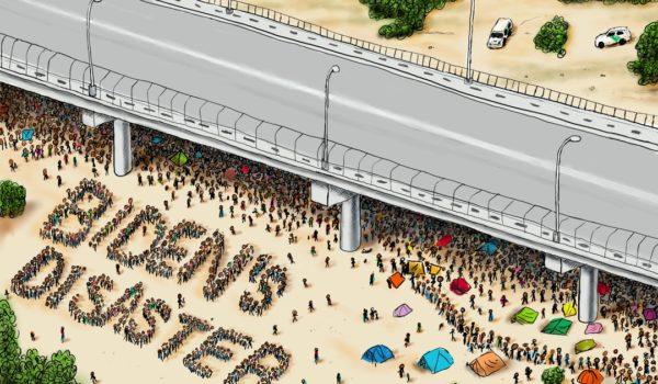 Cartoon of the Day: A bridge too far by A. F. Branco