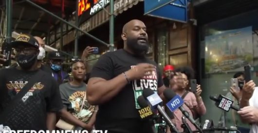 N.Y: BLM leader vows action against vaccine passports, citing racism by LU Staff