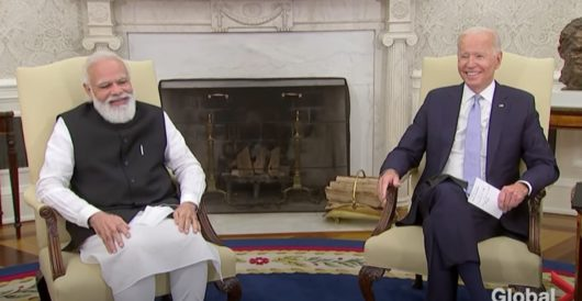 'Indian Bidens': Biden jokes with PM Modi about India tie of ancestral family by LU Staff