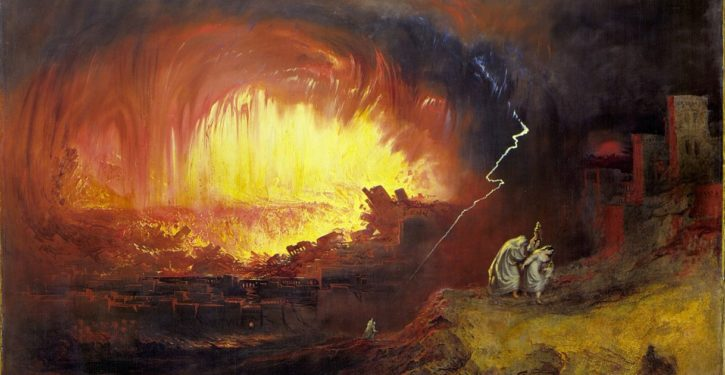 Scientists suggest evidence found for Biblical account of destruction